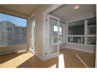 """Photo 9: 316 4500 WESTWATER Drive in Richmond: Steveston South Condo for sale in """"COPPER SKY WEST"""" : MLS®# V1097596"""