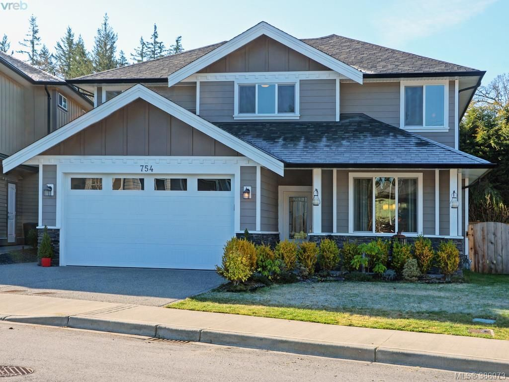 Main Photo: 754 Egret Close in VICTORIA: La Florence Lake House for sale (Langford)  : MLS®# 781736