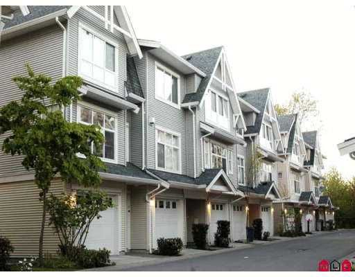 "Photo 1: Photos: 19 6450 199TH Street in Langley: Willoughby Heights Townhouse for sale in ""Logans Landing"" : MLS®# F2710390"