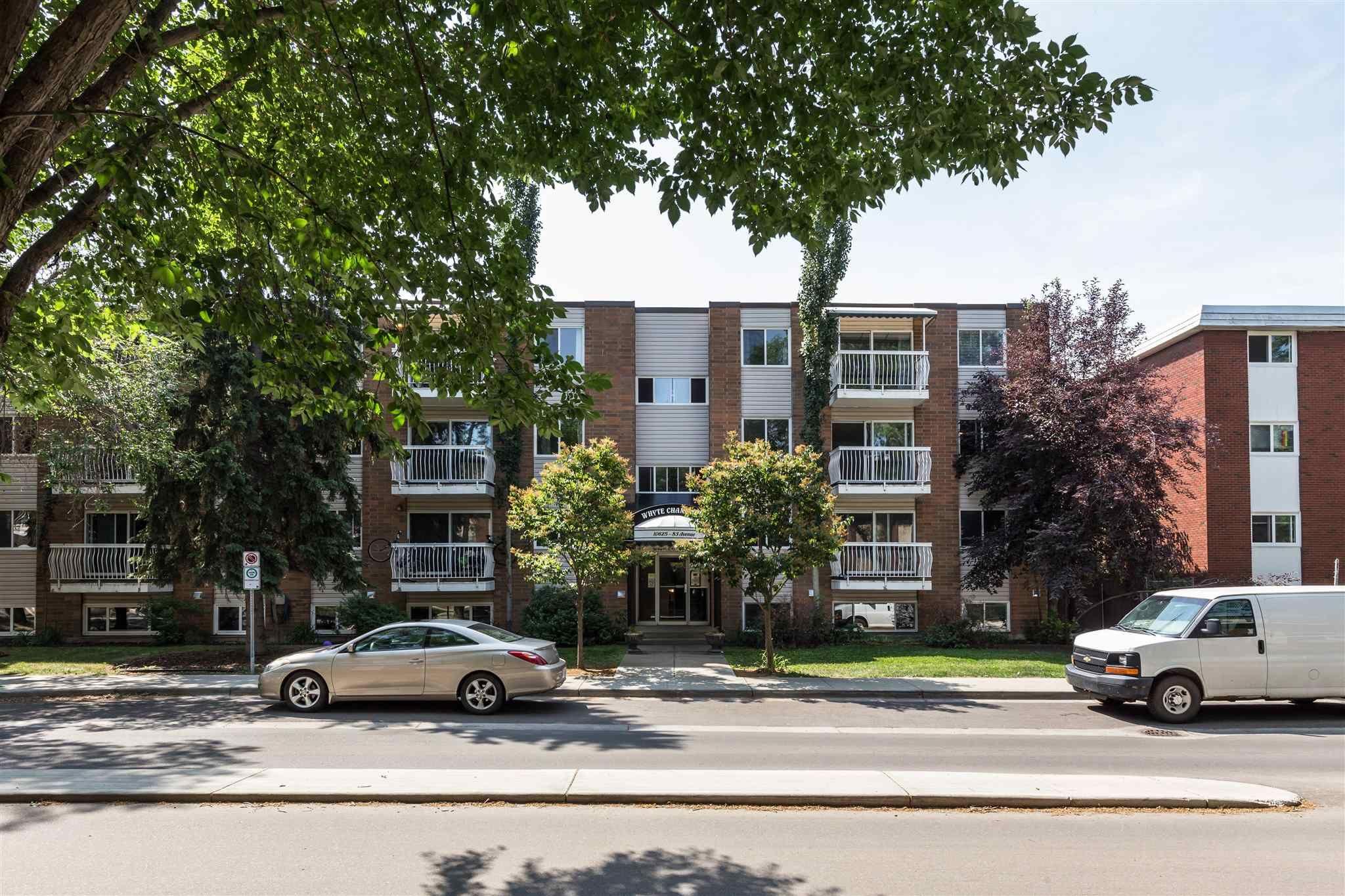 Main Photo: 102 10625 83 Avenue in Edmonton: Zone 15 Condo for sale : MLS®# E4254478