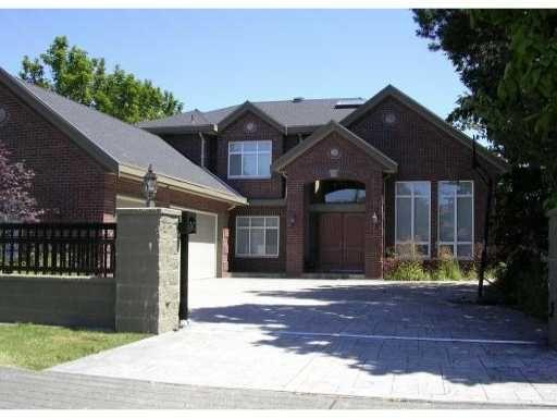 Main Photo: 10300 Lassam Road in Richmond: House for sale : MLS®# v840398