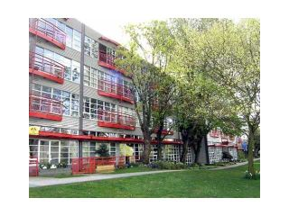 """Photo 1: 432 350 E 2ND Avenue in Vancouver: Mount Pleasant VE Condo for sale in """"MAIN SPACE"""" (Vancouver East)  : MLS®# V1063714"""