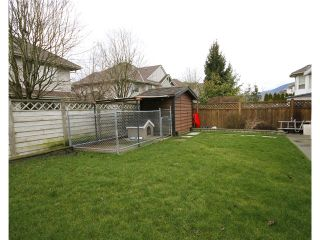 Photo 10: 2533 CONGO CR in Port Coquitlam: Riverwood House for sale : MLS®# V993476