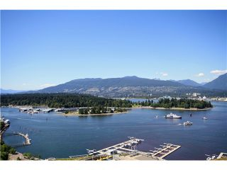 Photo 1: # 2509 1011 W CORDOVA ST in Vancouver: Coal Harbour Condo for sale (Vancouver West)  : MLS®# V1099167