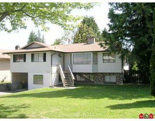 "Photo 1: 13082 98A Avenue in Surrey: Cedar Hills House for sale in ""CEDAR HILLS"" (North Surrey)  : MLS®# F2714591"