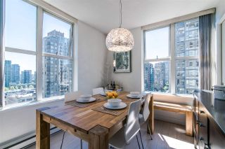 """Photo 4: 1207 989 RICHARDS Street in Vancouver: Downtown VW Condo for sale in """"MONDRIAN I"""" (Vancouver West)  : MLS®# R2373679"""