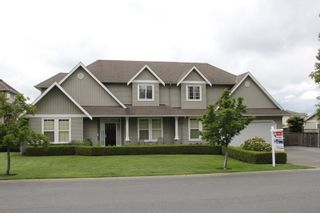 """Photo 1: 4973 217B Street in Langley: Murrayville House for sale in """"Murrayville"""" : MLS®# R2084333"""