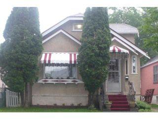 Photo 1: 1041 DOWNING Street West in WINNIPEG: West End / Wolseley Residential for sale (West Winnipeg)  : MLS®# 1212625