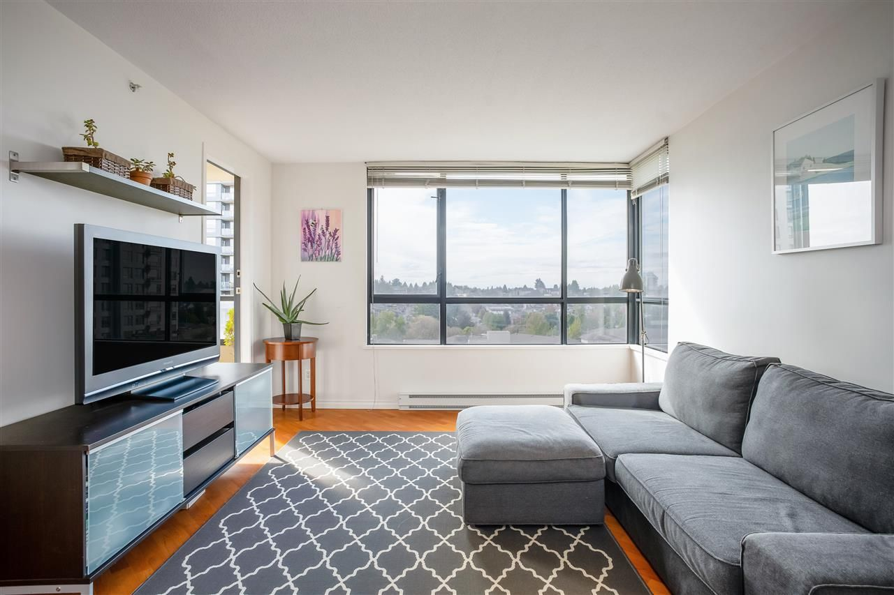 """Main Photo: 1005 5288 MELBOURNE Street in Vancouver: Collingwood VE Condo for sale in """"EMERALD PARK PLACE"""" (Vancouver East)  : MLS®# R2508063"""