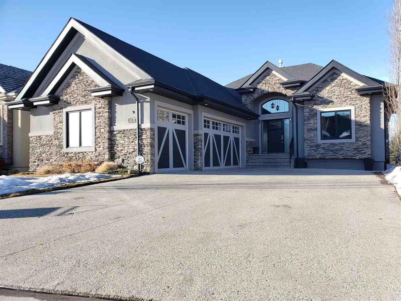 Main Photo: 1190 Adamson Drive in Edmonton: Zone 55 House for sale : MLS®# E4230912