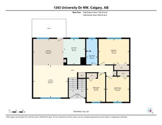 Photo 43: 1343 University Drive NW in Calgary: St Andrews Heights Detached for sale : MLS®# A1103099