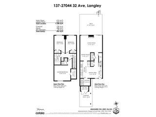 "Photo 33: 137 27044 32 Avenue in Langley: Aldergrove Langley Townhouse for sale in ""Bertrand Estates"" : MLS®# R2589039"