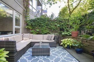 Photo 1: G03 1823 W 7TH AVENUE in : Kitsilano Condo for sale (Vancouver West)  : MLS®# R2101751