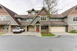"""Main Photo: 33 22977 116 Avenue in Maple Ridge: East Central Townhouse for sale in """"Duet"""" : MLS®# R2572919"""