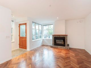 """Main Photo: 106 665 W 7TH Avenue in Vancouver: Fairview VW Condo for sale in """"THE IVY'S"""" (Vancouver West)  : MLS®# R2610766"""
