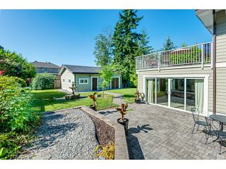 Photo 19: 2222 PARADISE Avenue in Coquitlam: Coquitlam East House for sale : MLS®# V1128381