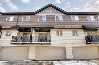 Photo 40: 43 12004 22 Avenue in Edmonton: Zone 55 Townhouse for sale : MLS®# E4230974