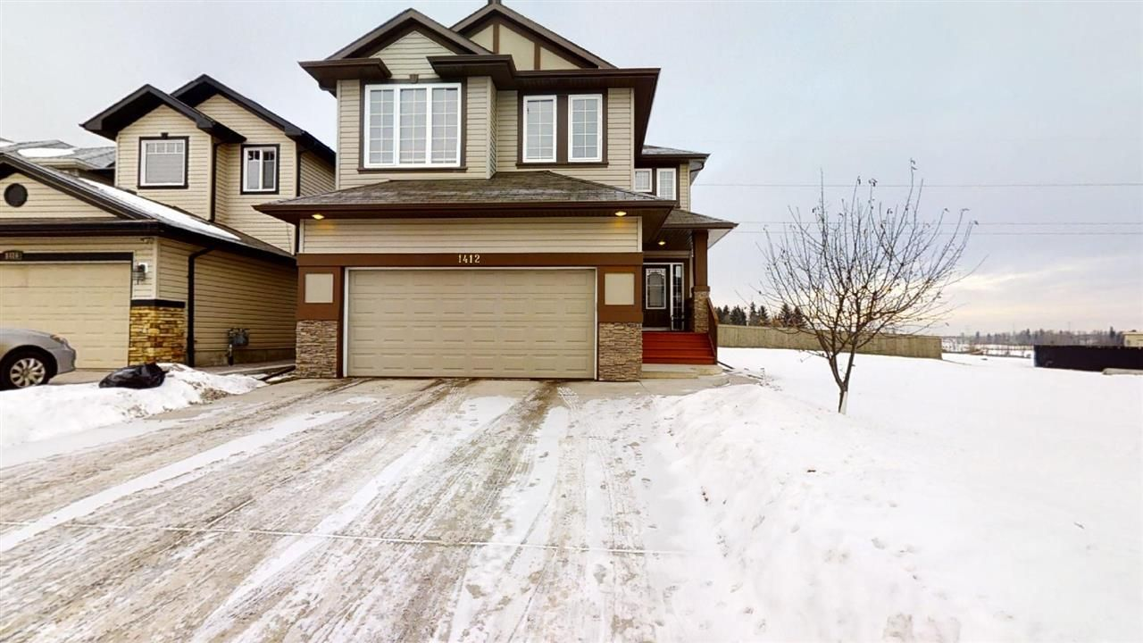 Main Photo: 1412 30 Avenue in Edmonton: Zone 30 House for sale : MLS®# E4223664