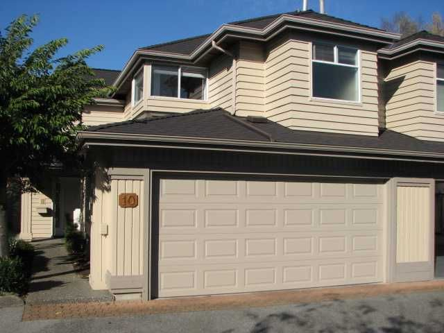 """Main Photo: 10 9331 FRANCIS Road in Richmond: Garden City Townhouse for sale in """"DOLPHIN PARK ESTATE"""" : MLS®# V852811"""
