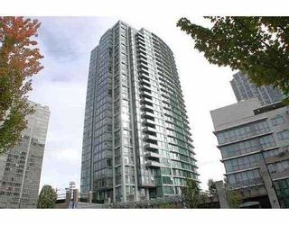 Photo 1: 3205 1008 CAMBIE Street in Vancouver: Yaletown Condo for sale (Vancouver West)  : MLS®# V910319