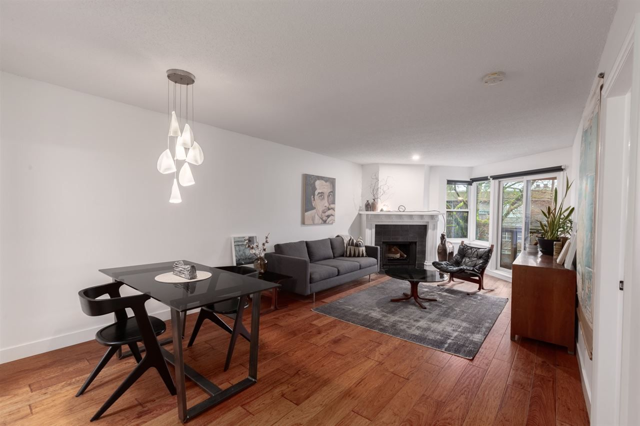 Main Photo: 304 575 W 13TH Avenue in Vancouver: Fairview VW Condo for sale (Vancouver West)  : MLS®# R2527451
