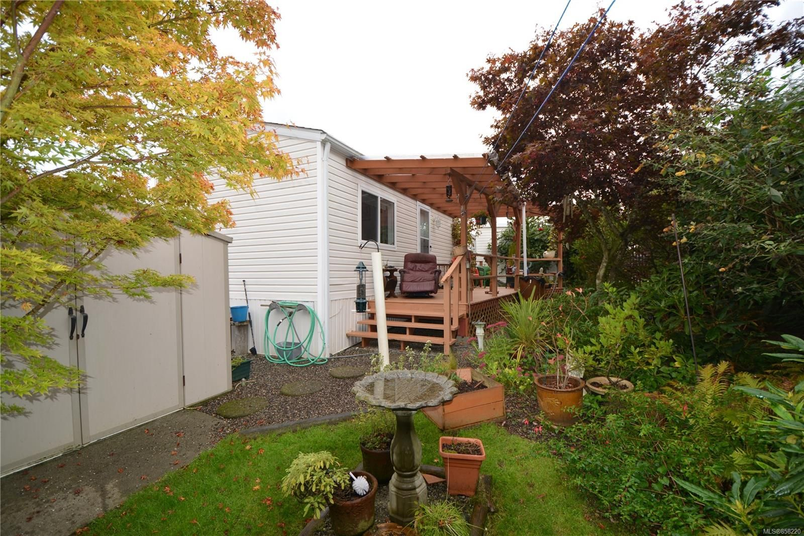Photo 19: Photos: 15 7109 West Coast Rd in : Sk John Muir Manufactured Home for sale (Sooke)  : MLS®# 858220