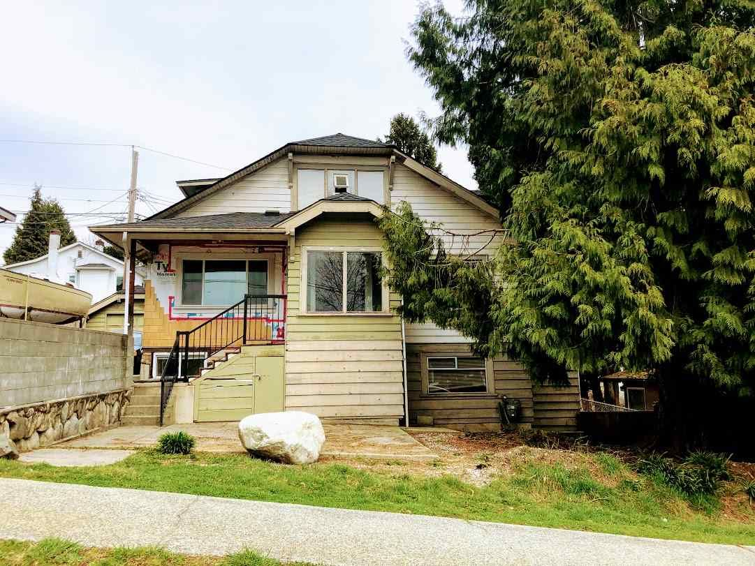 Main Photo: 531 FOURTEENTH Street in New Westminster: Uptown NW House for sale : MLS®# R2351399