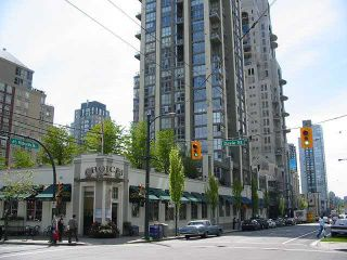 """Photo 2: 408 1238 RICHARDS Street in Vancouver: Downtown VW Condo for sale in """"METROPOLIS - TOWER OF SWEETNESS"""" (Vancouver West)  : MLS®# V878893"""