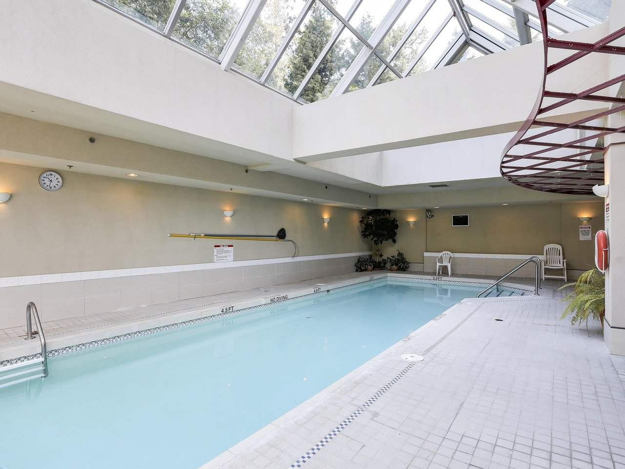 """Photo 19: Photos: 1704 5775 HAMPTON Place in Vancouver: University VW Condo for sale in """"CHATHAM"""" (Vancouver West)  : MLS®# R2196974"""