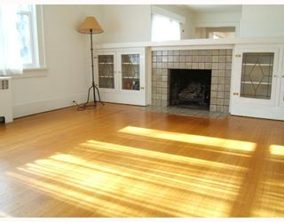 """Photo 2: 3555 W KING EDWARD Avenue in Vancouver: Dunbar House for sale in """"DUNBAR"""" (Vancouver West)  : MLS®# V679454"""