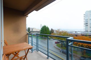 """Photo 7: 302 335 CARNARVON Street in New Westminster: Downtown NW Condo for sale in """"KINGS GARDEN"""" : MLS®# R2320982"""