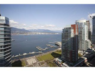 "Photo 2: 2404 1205 W HASTINGS Street in Vancouver: Coal Harbour Condo for sale in ""THE CIELO"" (Vancouver West)  : MLS®# V883729"