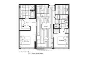 """Photo 14: 1705 6288 NO 3 Road in Richmond: Brighouse Condo for sale in """"MANDARIN"""" : MLS®# R2130454"""