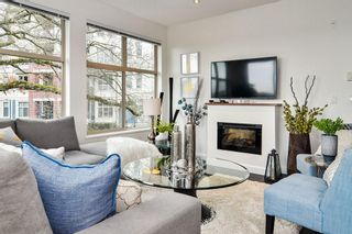 """Photo 3: 305 240 FRANCIS Way in New Westminster: Fraserview NW Condo for sale in """"THE GROVE"""" : MLS®# R2541269"""