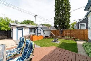 Photo 20: 813 Dudley Avenue in Winnipeg: Residential for sale (1B)  : MLS®# 202013908