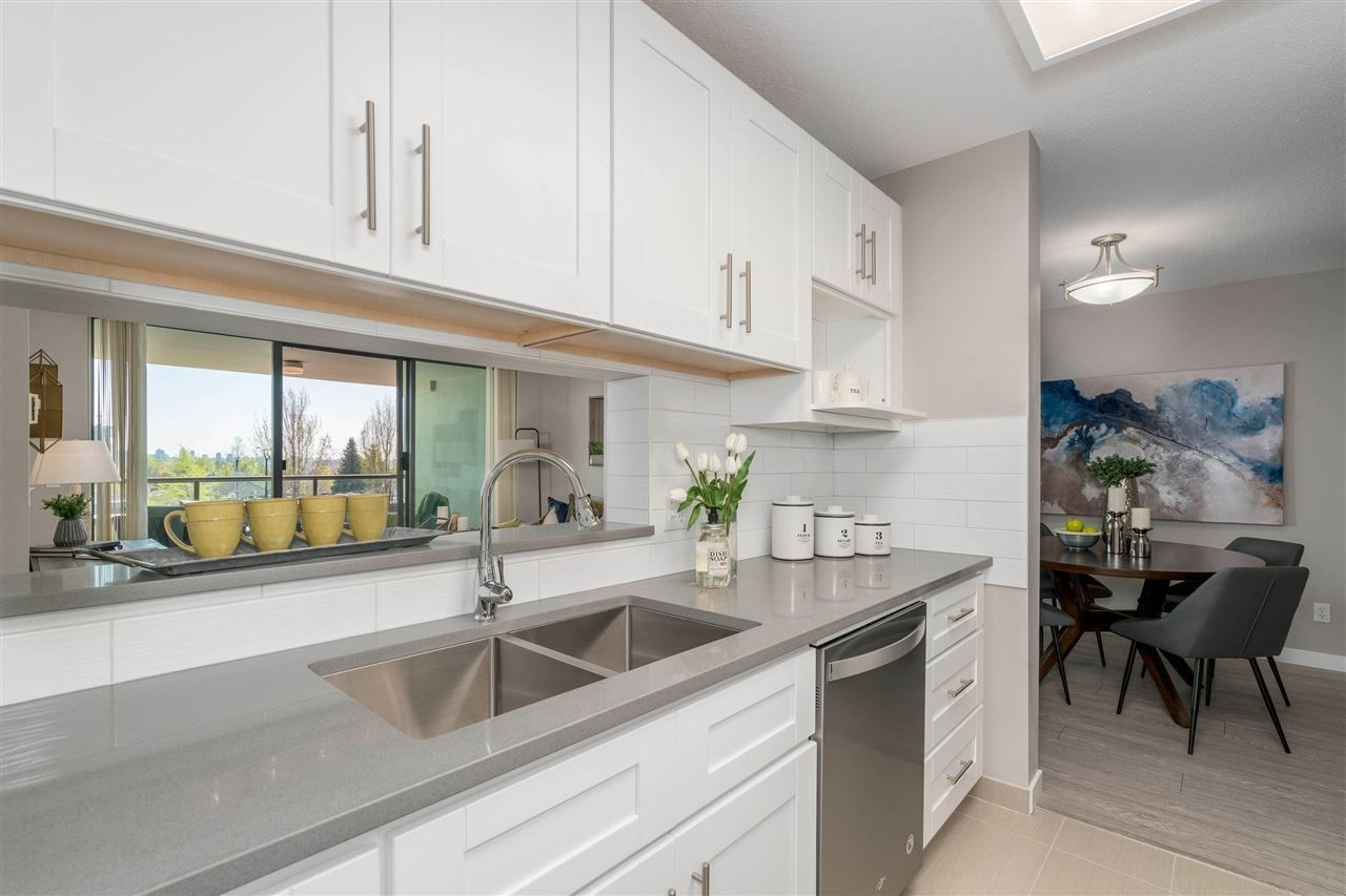 "Photo 7: Photos: 306 4160 ALBERT Street in Burnaby: Vancouver Heights Condo for sale in ""CARLETON TERRACE"" (Burnaby North)  : MLS®# R2265283"