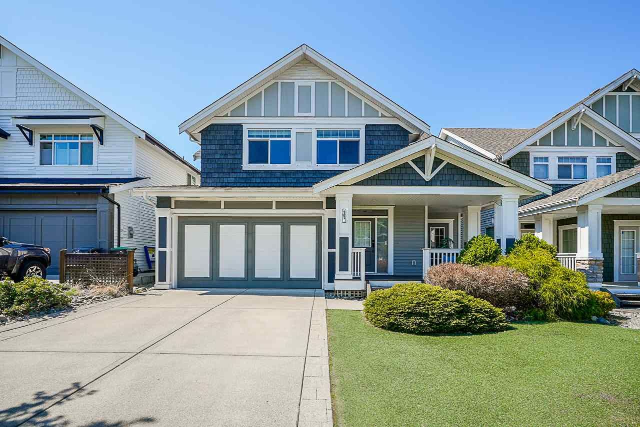 """Main Photo: 8351 209A Street in Langley: Willoughby Heights House for sale in """"Lakeside at Yorkson"""" : MLS®# R2568017"""