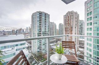 """Photo 5: 1508 821 CAMBIE Street in Vancouver: Downtown VW Condo for sale in """"Raffles"""" (Vancouver West)  : MLS®# R2343787"""