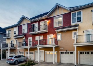 Photo 33: 106 WEST SPRINGS Road SW in Calgary: West Springs Row/Townhouse for sale : MLS®# A1128292