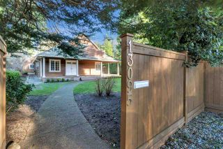 Photo 1: 13095 14A Avenue in Surrey: Crescent Bch Ocean Pk. House for sale (South Surrey White Rock)  : MLS®# R2531303