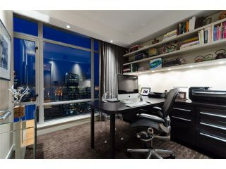 """Photo 10: 2703 788 RICHARDS Street in Vancouver: Downtown VW Condo for sale in """"L'HERMITAGE"""" (Vancouver West)  : MLS®# V912496"""