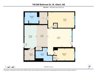 Photo 37: 740 200 Bellerose Drive S: St. Albert Condo for sale : MLS®# E4234475