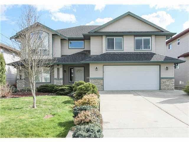 Main Photo: 20270 CHIGWELL STREET in : Southwest Maple Ridge House for sale (Maple Ridge)  : MLS®# R2036600