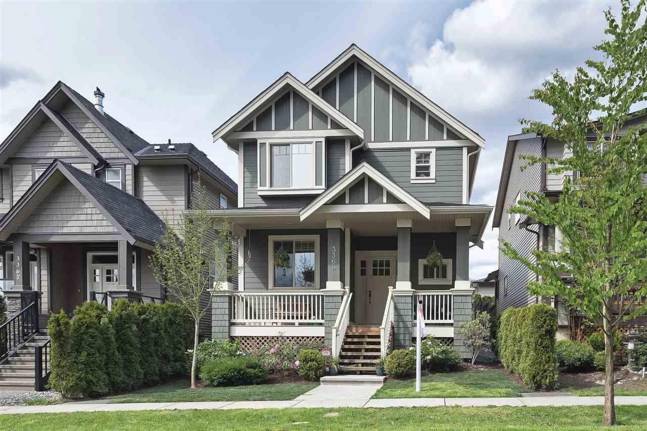 Main Photo: 3369 MILLARD Avenue in Coquitlam: Burke Mountain House for sale : MLS®# R2161823