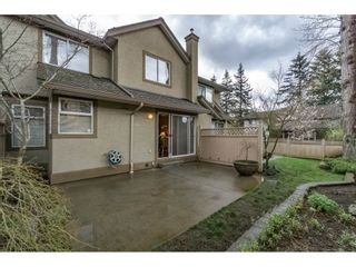 "Photo 20: 110 15988 83 Avenue in Surrey: Fleetwood Tynehead Townhouse for sale in ""Glenridge Estates"" : MLS®# R2157228"