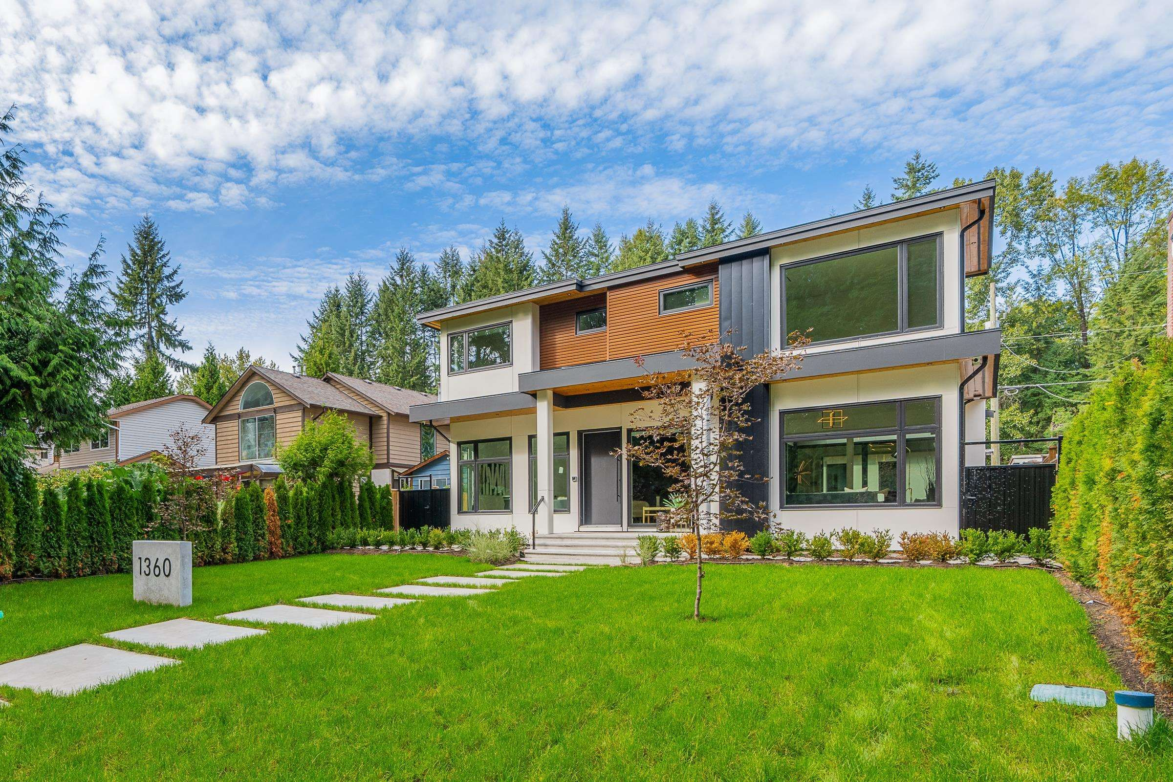 Main Photo: 1360 PLATEAU Drive in North Vancouver: Pemberton Heights House for sale : MLS®# R2619352