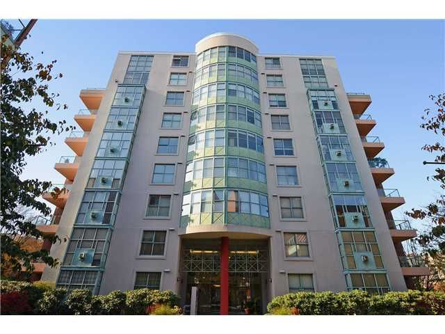 Main Photo: 202 3055 CAMBIE Street in Vancouver: Fairview VW Condo for sale (Vancouver West)  : MLS®# V977164
