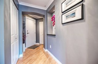 """Photo 2: 310 200 KLAHANIE Drive in Port Moody: Port Moody Centre Condo for sale in """"SALAL"""" : MLS®# R2174958"""