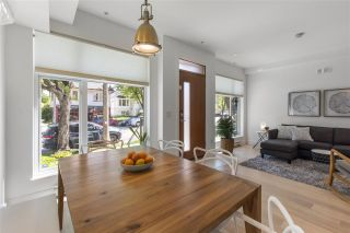 """Photo 7: 705 VICTORIA Drive in Vancouver: Hastings Townhouse for sale in """"Monogram"""" (Vancouver East)  : MLS®# R2581567"""