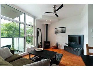 """Photo 1: 209 8988 HUDSON Street in Vancouver: Marpole Condo for sale in """"RETRO LOFTS"""" (Vancouver West)  : MLS®# V899514"""